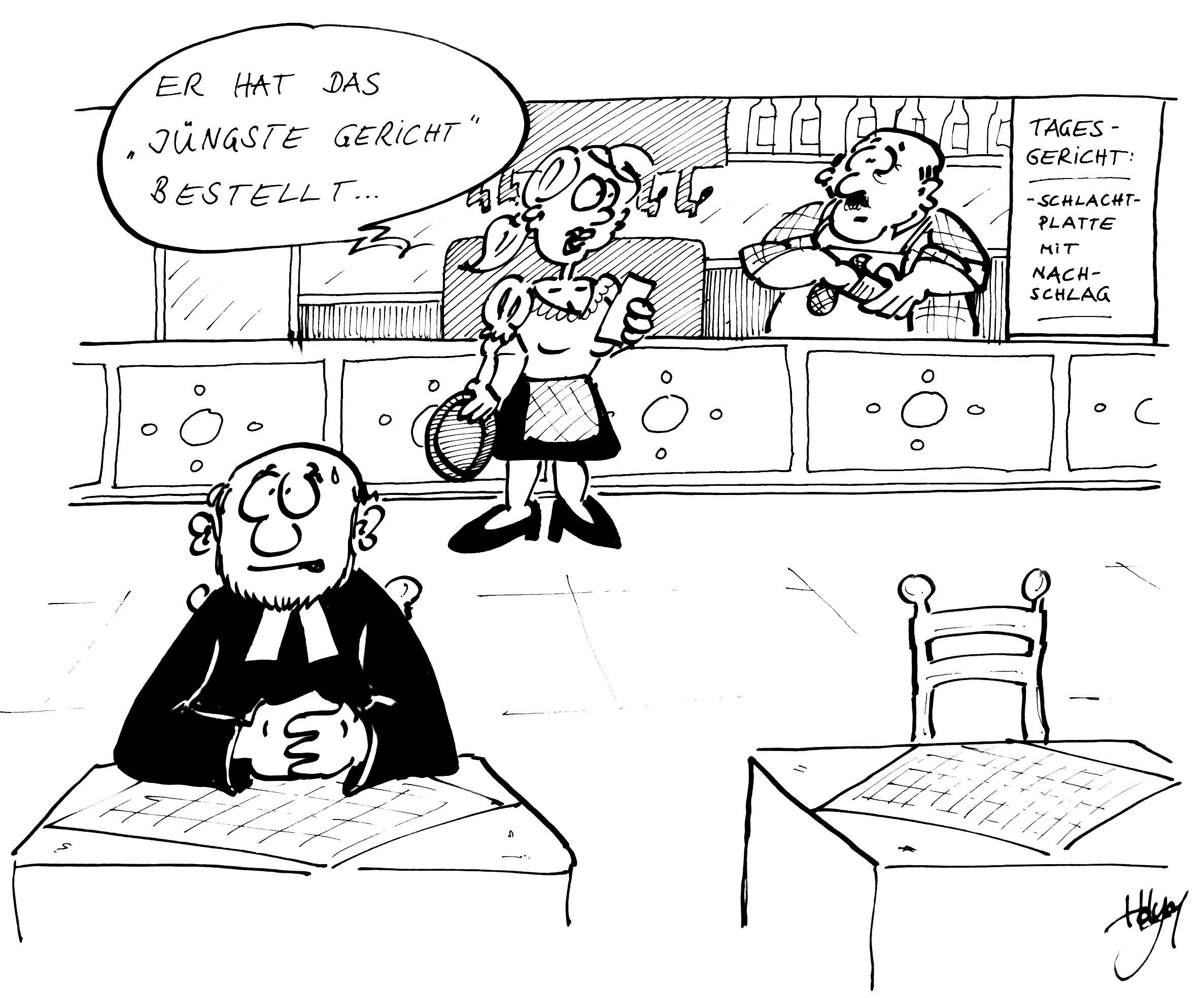 Das jüngste Gericht