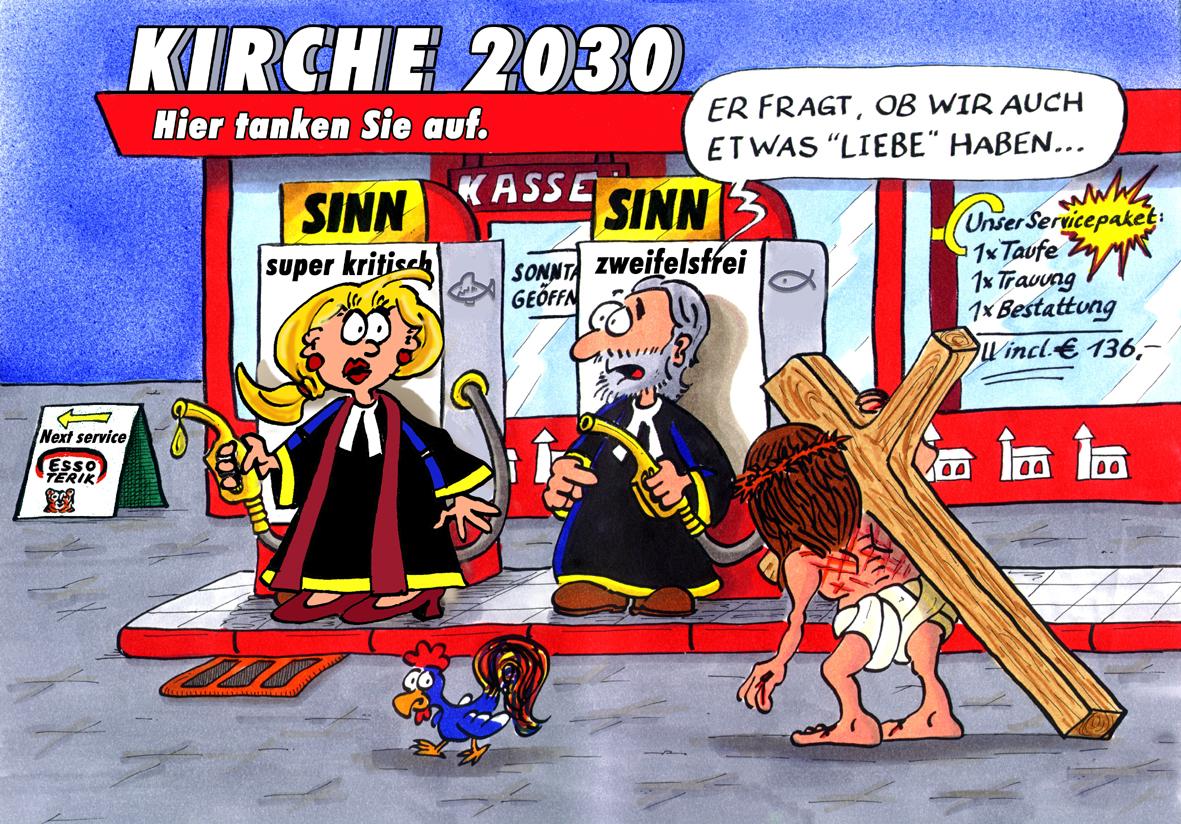 Kirche 2030